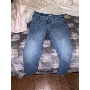 Old navy rockstar jeans skinny